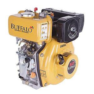Motor BFD 5.0 a Diesel Com Partida Manual Buffalo