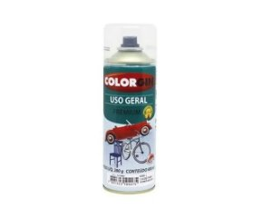 Spray Colorgin Verniz Uso Geral 400 ML