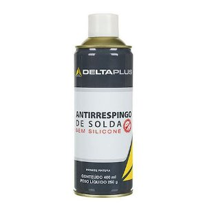 Antirespingo de Solda Spray Sem Silicone 400ml/250g Delta