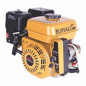 Motor Buffalo Gasolina Bfge 4t 6.5cv Com Embreagem Partida Eletrica