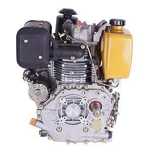 Motor Buffalo Diesel Bfde 10cv 4t Partida Eletrica com Redutor 1800rpm