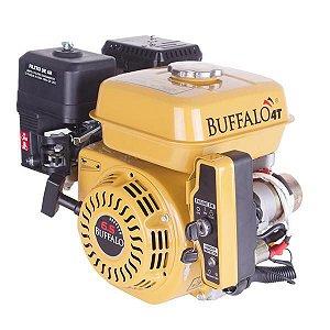 Motor Gasolina Buffalo 6,5cv 3600rpm Bfge Partida Eletrica