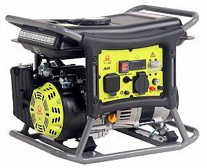 Gerador Pramac Gasolina Wx1500 1.5 Kva Avr Monofasico 110/220v