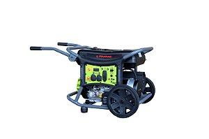 Gerador Pramac Gasolina Wx7500 7,5kva Avr Monofasico 110/220v