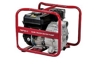 """Motobomba Pramac Gasolina Auto Escorvante Tmp 65-3  7hp Semi Suja 3"""" Vazao Max. 65.000 L/H"""