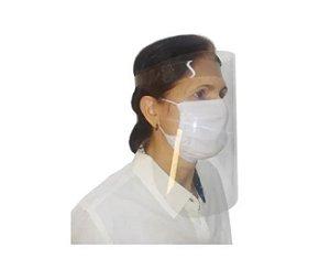 Protetor Facial Face Shield Máscara Anti Respingos