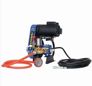 Lavadora Industrial Chiaperini LJ330 Fixa 2HP Monofásico 110/220V