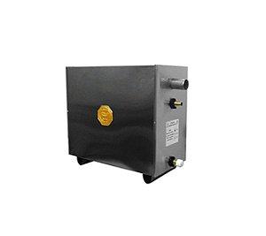 Sauna A Vapor Impercap Master  Eletrica 18kw Digital Inox Trif 380v