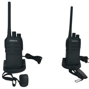 Radio Comunicador Intelbras Walk Talk Rc3002 G2 Alcance ate 20 km