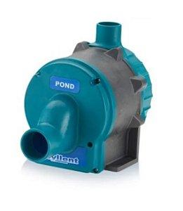 Bomba Centrifuga Pond Syllent Aqquant Para Fontes E Chafarizes 1/6cv Mono 110v