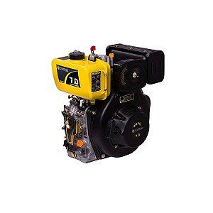 Motor Matsuyama Diesel 7cv Partida Elétrica