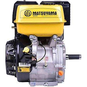 Motor Matsuyama Gasolina 13cv Partida Manual