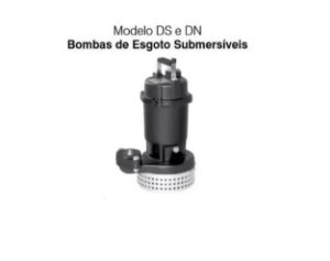 Bomba De Agua Submersa Ebara 3cv 80DS62.2 Trifasico 220V