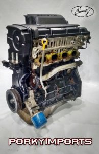 Motor Hyundai i30/ 2.0 16 vv Tucson/sportage 2009 a 2012
