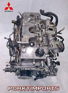 Motor Mitsubishi l-200 triton 3.2 Diesel