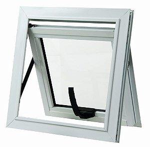 Janela Maxim-Ar 01 folha Vidro Verde (L X A)