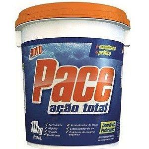 Cloro Ação Total - hth Pace (10 Kgs)