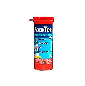 Fita Teste PoolTest - Hidroall (Com 50 Fitas)