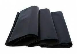 Saco de Lixo Preto  - REFORÇADO - Com 50 Unidades (Capacidade 100 e 200 Litros)
