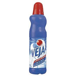 Veja Limpeza Pesada - 500 ml (2 em 1 Cloro Ativo, Desengordurante Laranja, Floral Campestre, Lavanda e Alcool e Original)