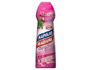 Sapólio Líquido - 300 ml (Bouquet, Clássico, Cloro, Lavanda e Limpa Inox)
