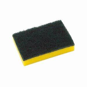 Esponja - Dupla Face - Schott Brite (Embalagem: 1 unidade e 10 unidades