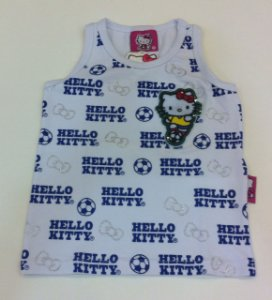 REGATA  MALHA HELLO KITTY