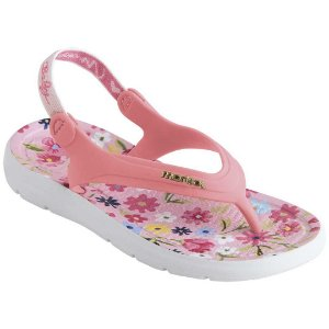 CHINELO  ROSA FLORAL MARISOL