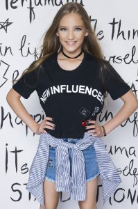 CROPPED AMPLO NEW INFLUENCER PERFUMARIA