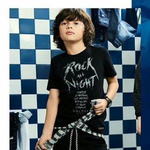 CAMISETA COLCCI ROCK NIGHT