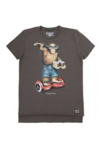 CAMISETA MONKEY COLCCI FUN