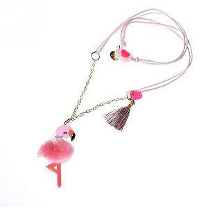 Colar Flamingo