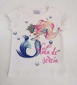 Blusa Sereia Momi