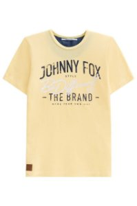 Camiseta Johnny Fox