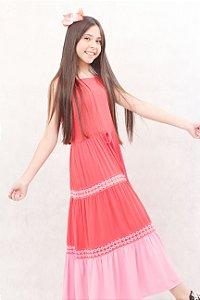 Vestido Longo Camu Camu