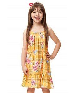 Vestido Floral Camu Camu