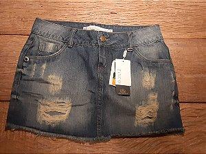 Saia jeans Zinco