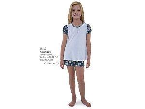 Pijama 100% algodão Dedeka