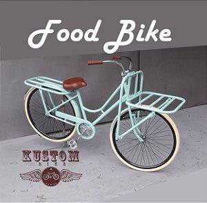 FoodBike Cristal Style - Bicicleta Cargo Carga Aro 29 BikeFood
