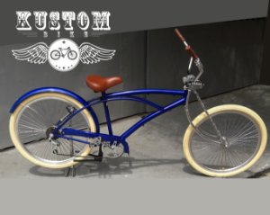 Bicicleta Low Rider Rodas 72 Raios Old School - Low Bike LowBike