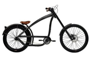Bicicleta Switchblade Gloss Black Nirve - Retrô Vintage Cruiser