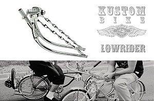 Garfo Lowrider Aro 26 Bicicleta Low Rider Bike Vintage