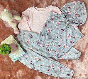 Conjunto Infantil Inverno Menina Mimosa