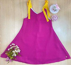 Vestido Infantil Menina Glam - Pokótinha