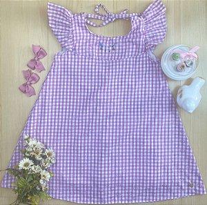 Vestido Infantil Menina Fazendinha - Pokótinha