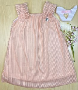 Vestido Infantil Menina Verão - Kiki Xodó