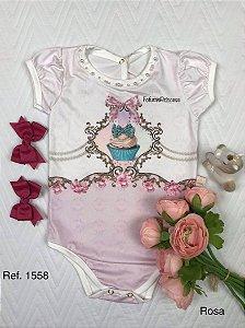 Body Cupcake, Bebê, Kiki Xodó