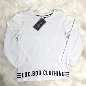 Camiseta Inverno Menino Clothing - Luc.Boo