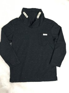 Camiseta Inverno Menino Gola - Johnny Fox