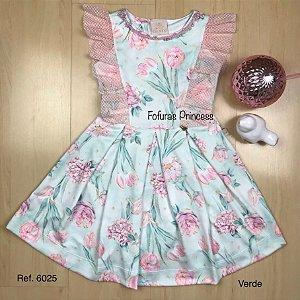 Vestido Infantil Composê - Kiki Xodó